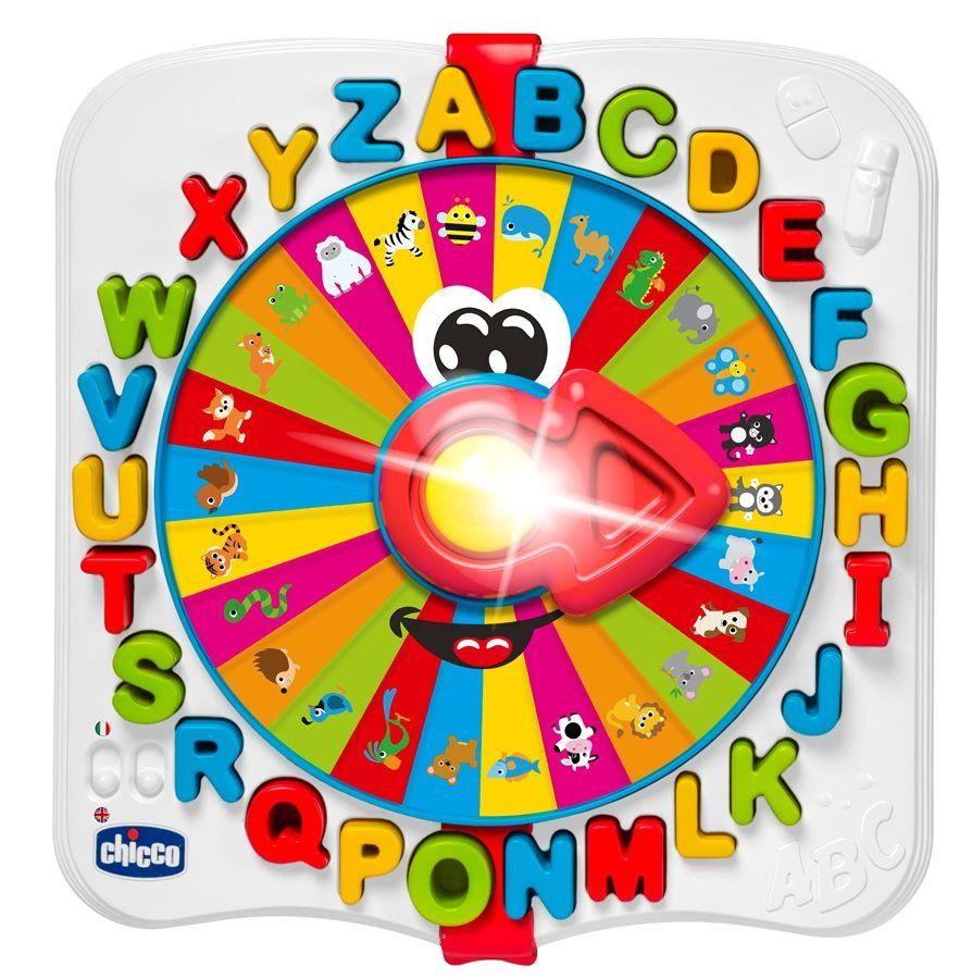 chicco dwujęzykowa zabawka interaktywna