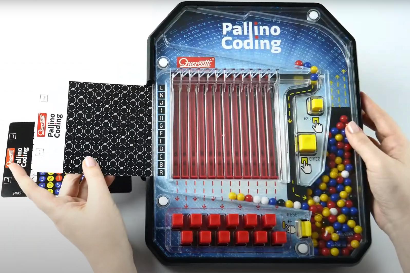 Pallino coding - kodowanie dla 6-latka