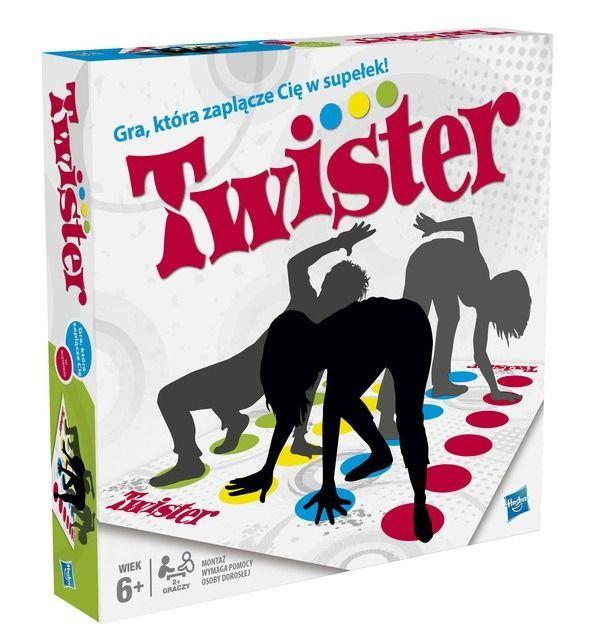 twister - gra towarzyska