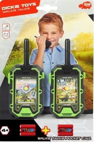 walkie talkie dla 6-latka